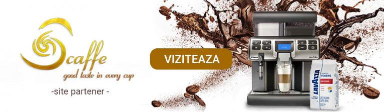 Partener - Magazin online de cafea - www.scaffe.ro
