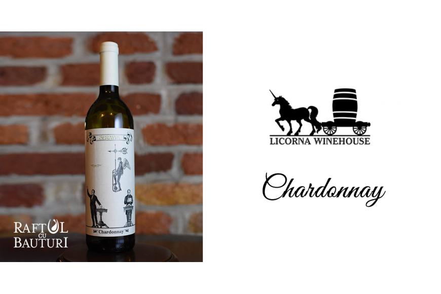 Vin alb Serafim Chardonnay