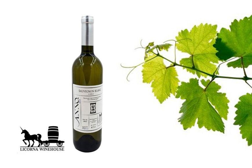 Vin alb sec ANNO Sauvignon Blanc