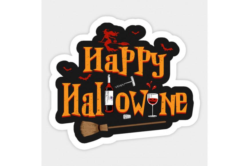 Halloween sau Hallowine?