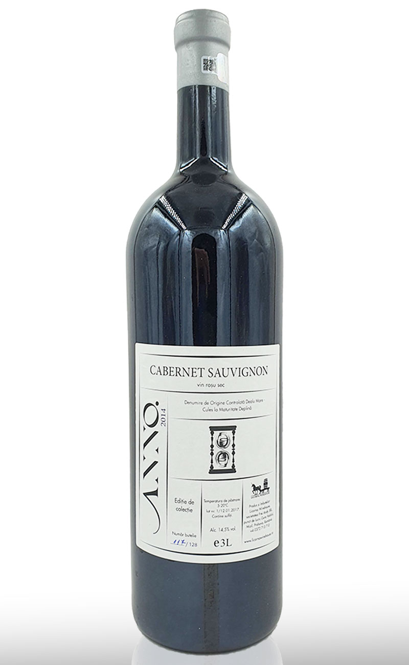 Licorna- ANNO 2014 Cabernet Sauvignon 3L
