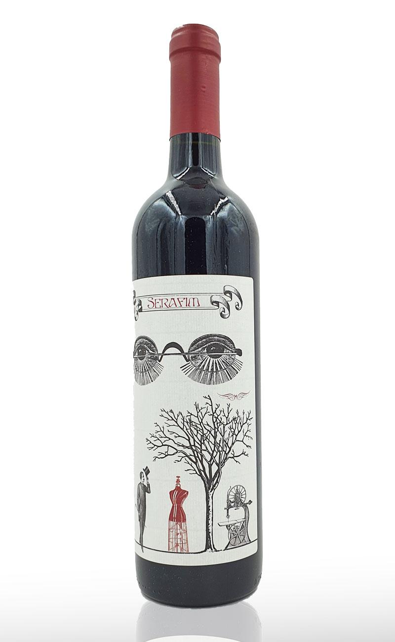 Vin rosu sec Serafim Cabernet Sauvignon