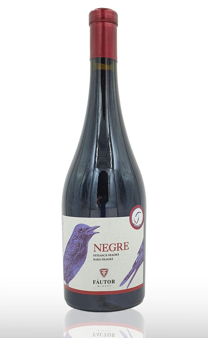 Vin rosu, Limited Edition Negre