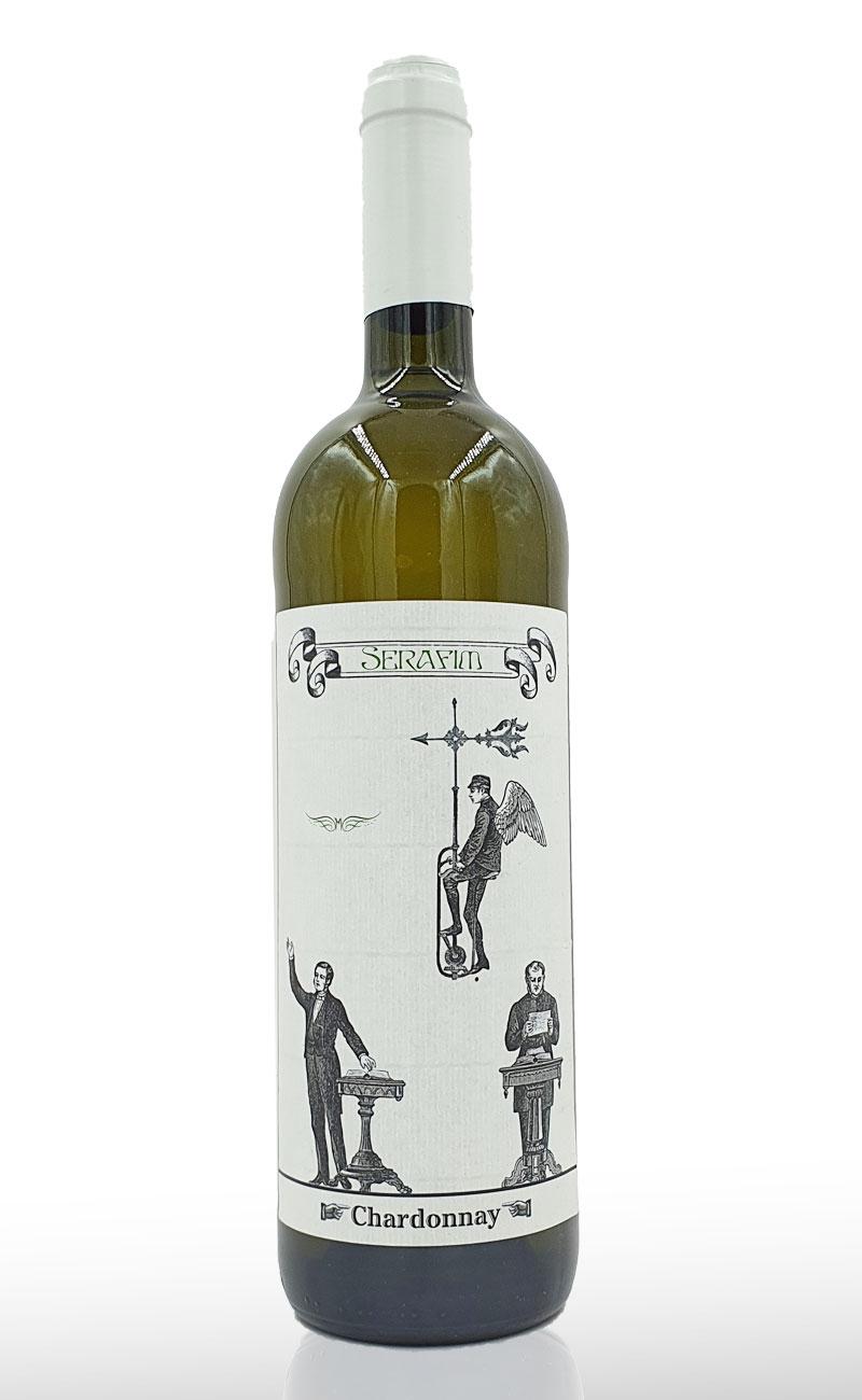 Vin alb sec Serafim Chardonnay