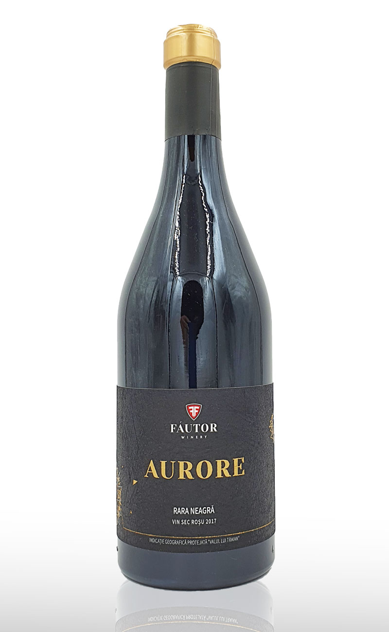 Vin rosu, Aurore Rara Neagra