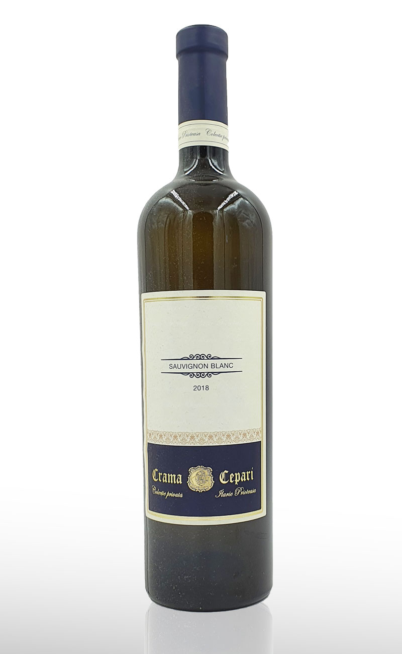 Vin alb, Cepari Sauvignon Blanc