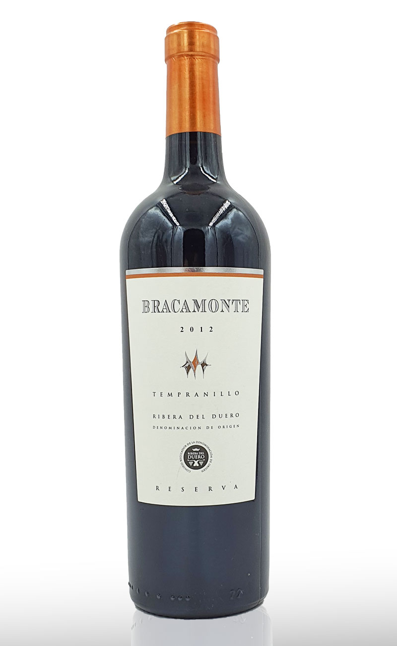 Vin rosu, Bracamonte Reserva Rosu