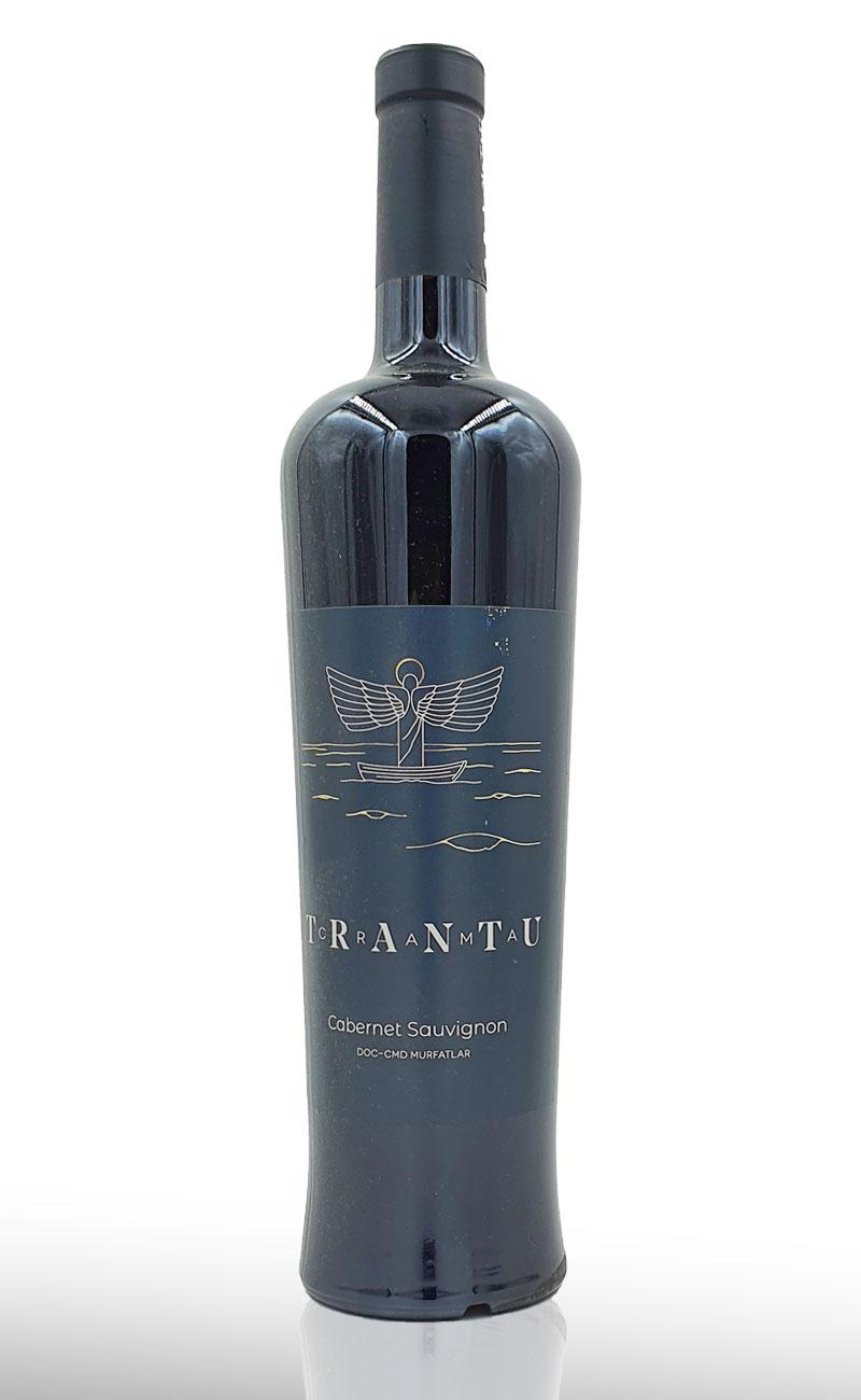Vin rosu sec, Crama Trantu Cabernet Sauvignon