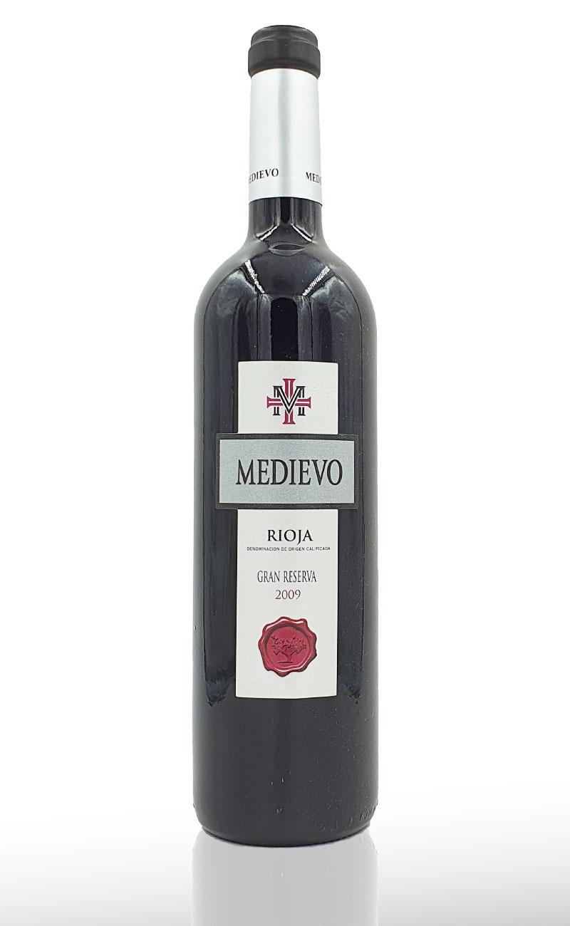 Vin rosu, Medievo Gran Reserva