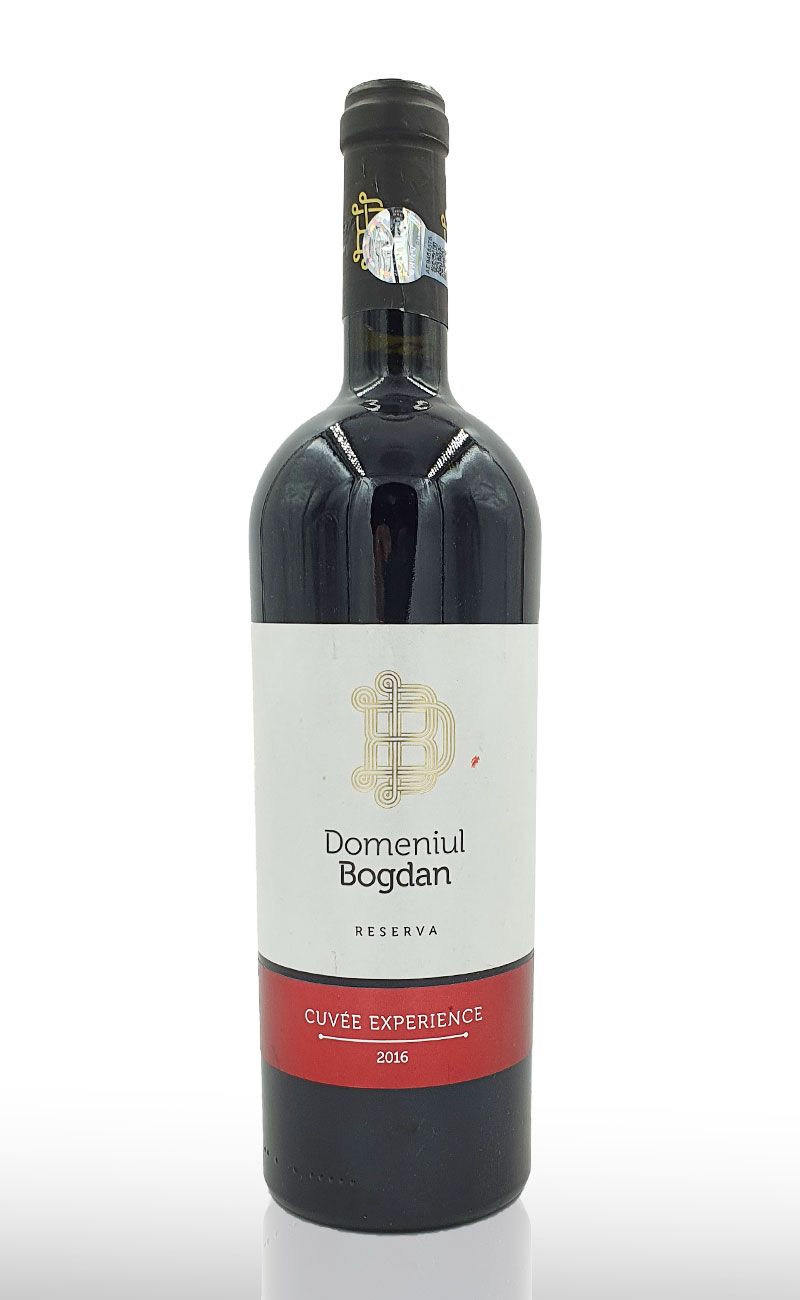 Vin rosu, Bogdan Reserva Cuvee Experience