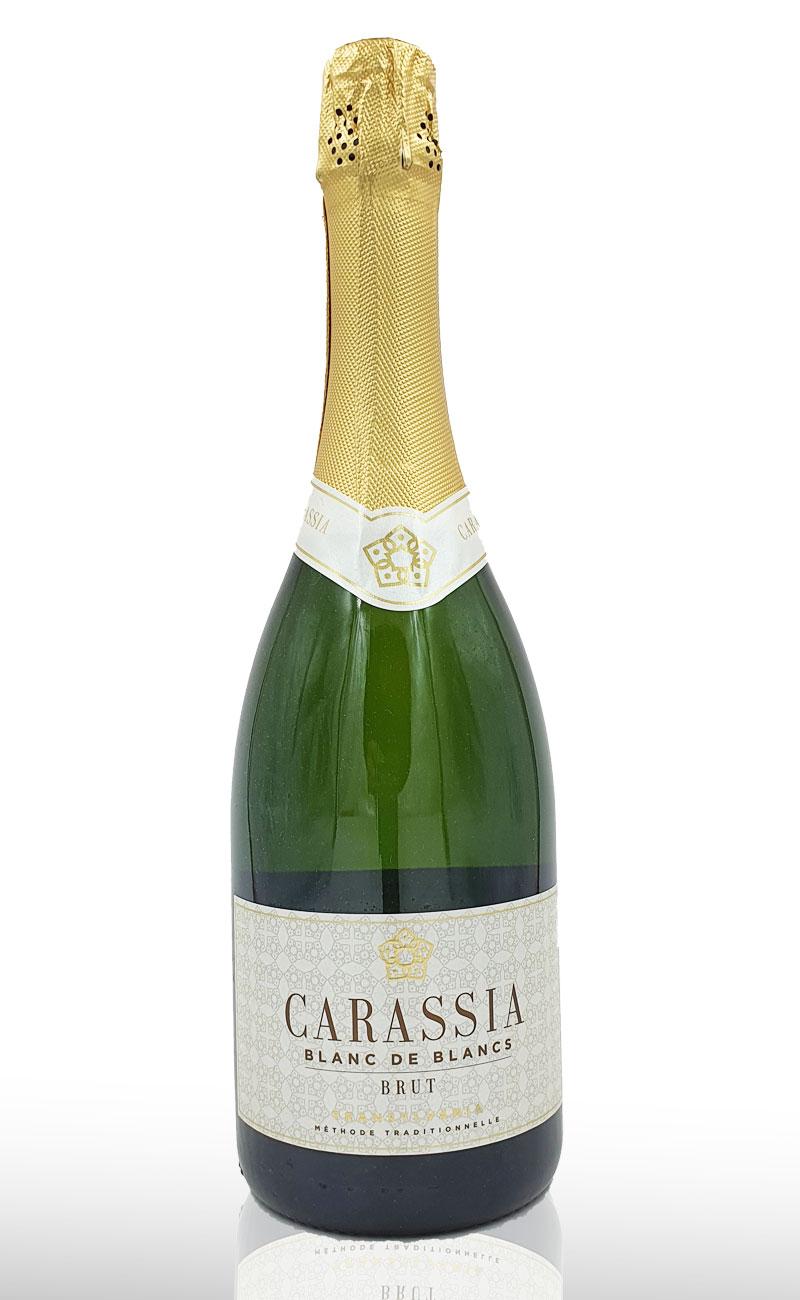 Vin alb Vinca Carassia Blanc de Blanc, Crama Carastelec