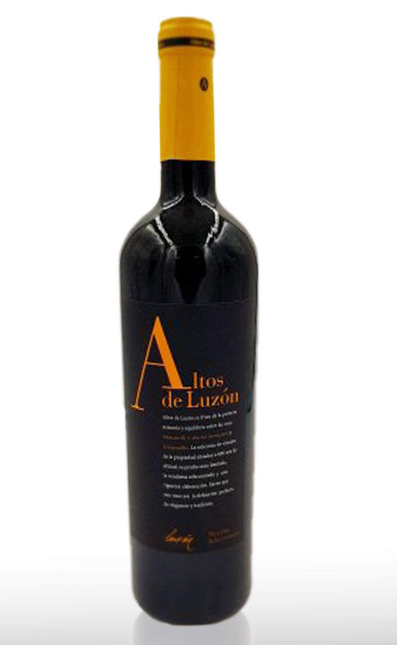 Vin Luzon Altos De Luzon