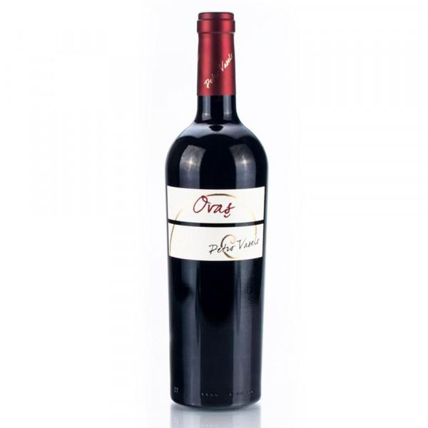 Vin rosu, Petro Vaselo Ovas