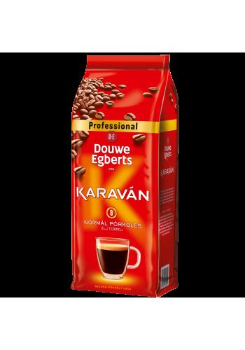 Cafea boabe Douwe Egberts Karavan