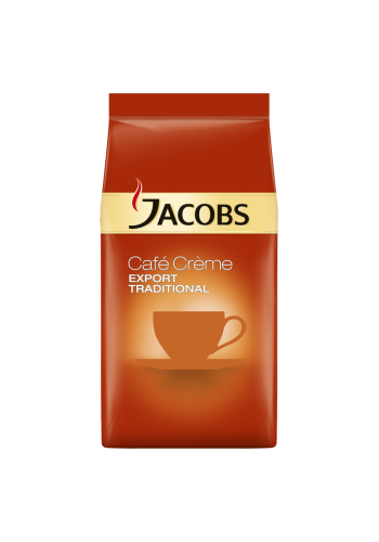 Cafea boabe Jacobs Cafe Creme Export Traditional