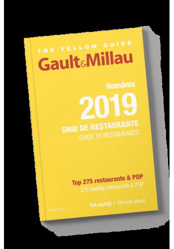 Gault&Millau România Ghid de Restaurante 2019