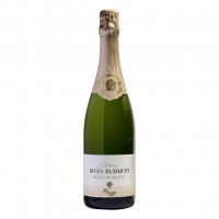Vin Spumant Alb Rives Blanques, Cremant de Limoux Blanc de Blanc