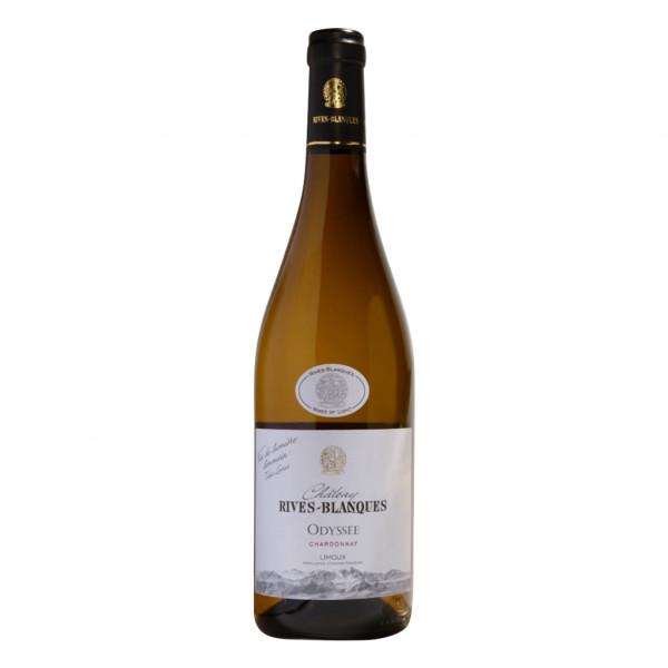 Vin alb sec Rives Blanques, Odisee Chardonnay
