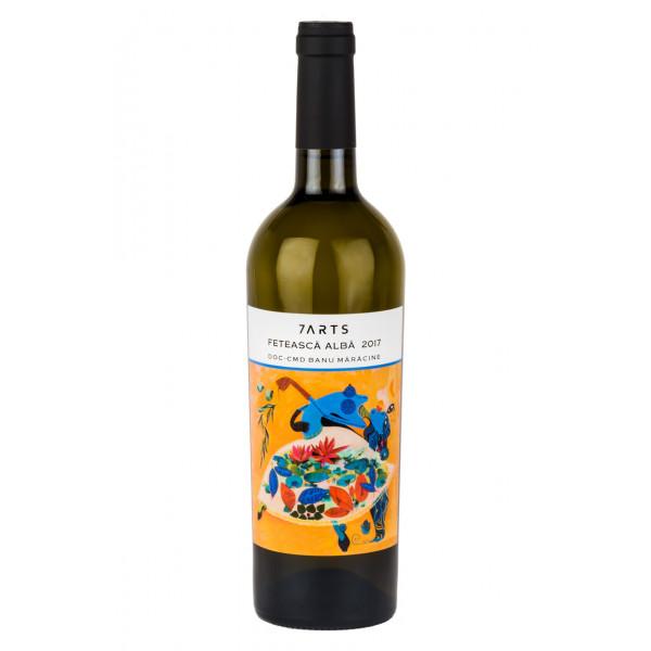 Vin alb, 7Arts Feteasca Alba
