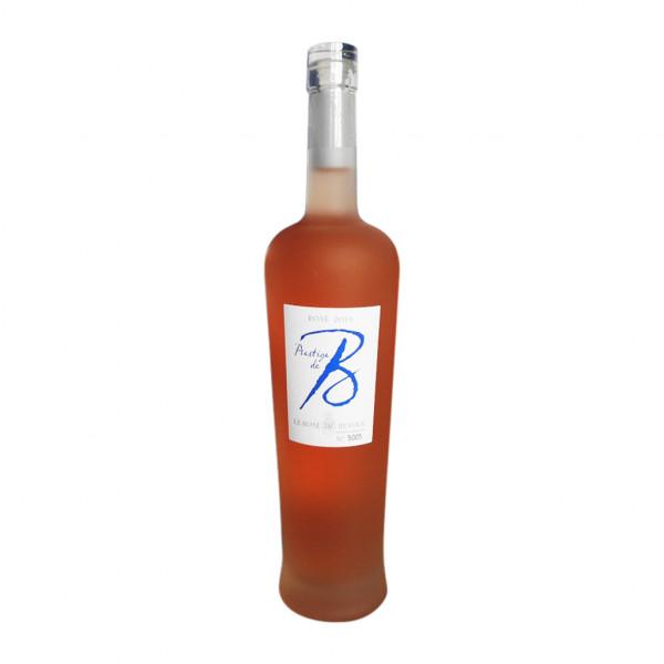 Vin roze sec Le Rose de Bessan, Prestige de B