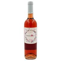 Vin roze sec Le Rose de Bessan, Syrah Bouche Bee