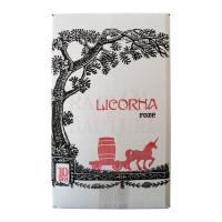 Vin roze sec Licorna baginbox 10 L
