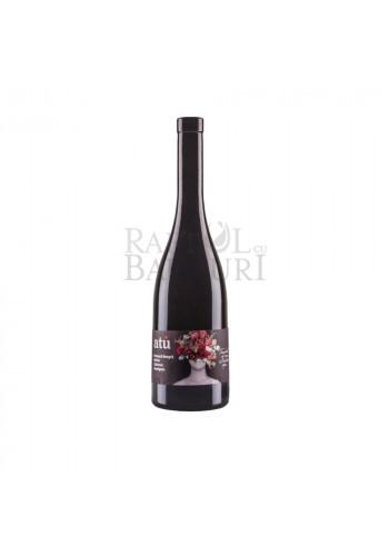 Vin rosu, Atu Feteasca Neagra cu Merlot si Cabernet Sauvignon