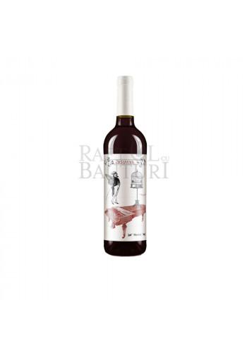 Vin rosu sec Serafim Merlot